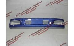 Бампер F синий металлический для самосвалов фото Челябинск