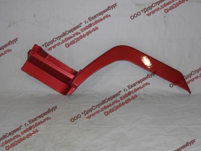 Крыло кабины без спальника левое красное H2 HOWO (ХОВО) WG1641230020 фото 1 Челябинск