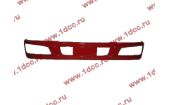 Бампер F красный пластиковый для самосвалов фото Челябинск