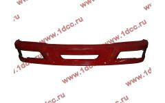 Бампер FN2 красный самосвал для самосвалов фото Челябинск