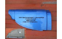Обтекатель кабины левый HANIA синий фото Челябинск