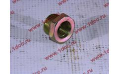 Переходник металл. M22*1.5(внеш) - M16*1.5(внутр)