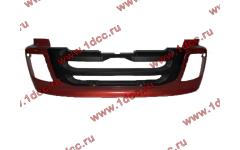 Бампер FN3 красный тягач для самосвалов фото Челябинск