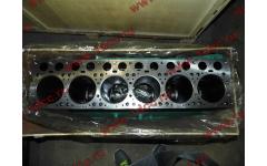 Блок цилиндров двигатель WD615 CDM фото Челябинск