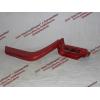 Крыло кабины без спальника левое красное H2 HOWO (ХОВО) WG1641230020 фото 3 Челябинск